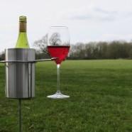 Camping Wine Holder