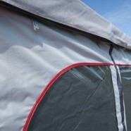 Rollaway awning