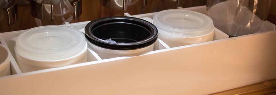 Mug & Glassware storage