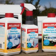 Caravan Cleaning with Mellerud