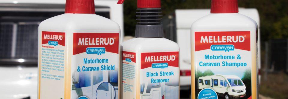 Caravan Cleaning with Mellerud