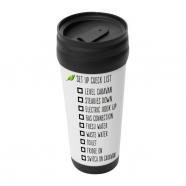 Check list Travel mug