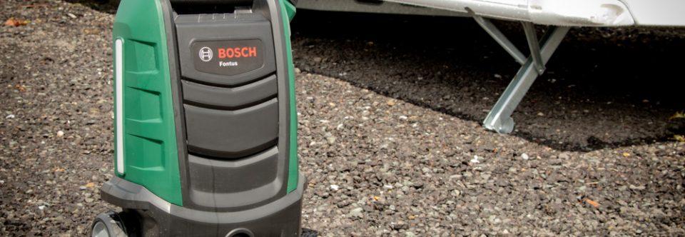 Bosch Fontus Pressure Washer